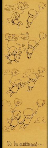 love story- flying high