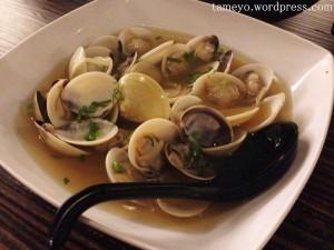 sakae clams