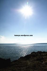 Sunny sibu island