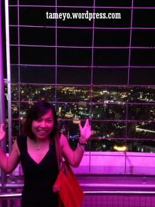 Baiyoke hotel Bangkok